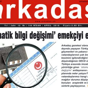 Türkiye finansal bilgileri  yabancı devletlere veriyor!